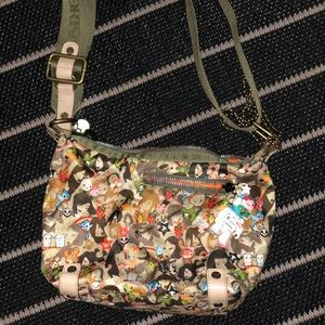 Toki Doki LeSportsac small purse